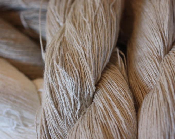 20/2 Off White Linen Yarn