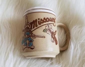 VTG Missouri Mug