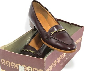 Vintage Women's Etienne Aigner Shoes Never Worn Size 8M