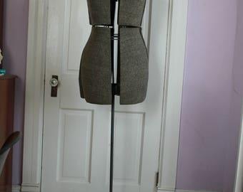 Antique dress form dressmaker dummy mannequin