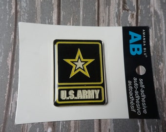 US Army Adhesive Medallion