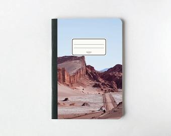 Pages de carnet de notes - pages vierges: Journal - carnet de croquis - - doublé de Rocky Mountain