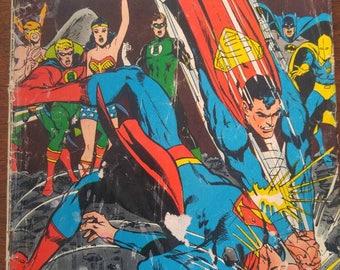 Justice League of America Sept. 1969 # 74 comic