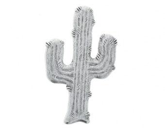 Saguaro Cactus Charm ,  40mm, 6ea per sale 02151