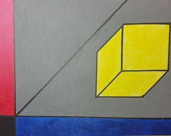 Open Cube 31 on the 3-D Cartesian Space (# OC_31_SC)