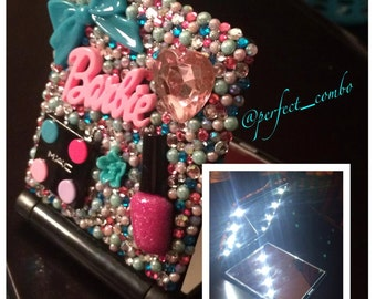Customized LED Compact Mirror- Design Your Own