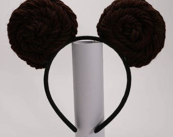 Star Wars Leia Inspired Mickey Ears