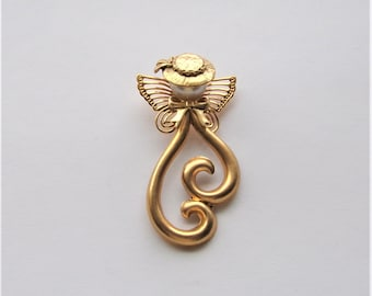 Mother's Day Love Angel Pin