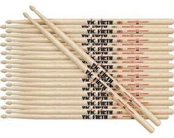 Personalized Drum Sticks,Custom Drumsticks,Laser Engraved Drum Sticks,Vic Firth Drumsticks,The American Classic Line Hickory Wood
