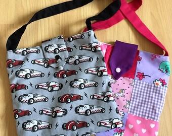 Children's tablet shoulder bags