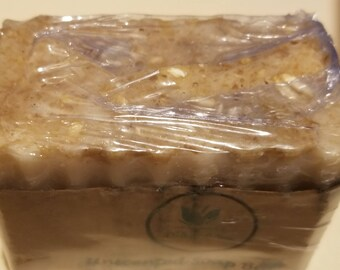 Unscented Oatmeal Bar Soap
