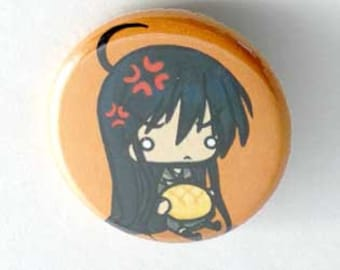 Chibi Anime Button: Shakugan no Shana