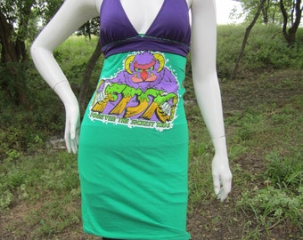 Forever the Sickest Kids t shirt bikini dress