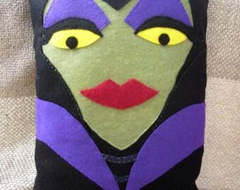Maleficent Sleeping Beauty Pillow