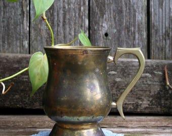 Lovely Brass Mug