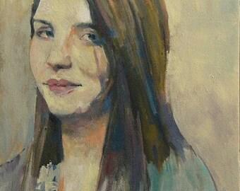Commissioned Portrait: McKenzie