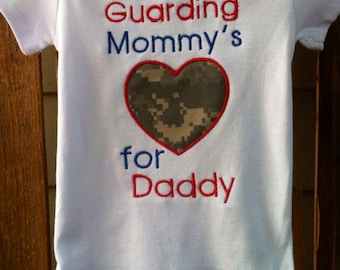 Personalized Military Shirt