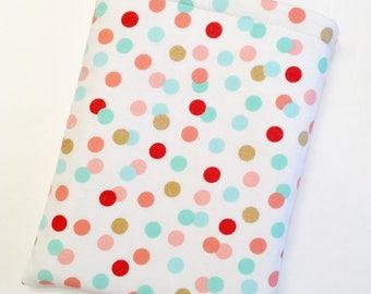 Sunshine Book Cozy - Confetti Drops