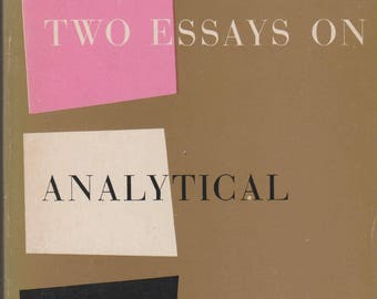 Two Essays on Analytical Psychology by C  G Jung  (Paperback, Psychology)  1961