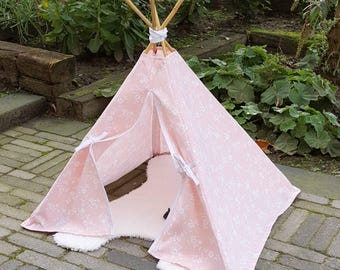 Wigwam little pink for cat or dog