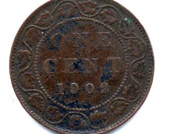 1-Cent Large 1902 (Edward VII)