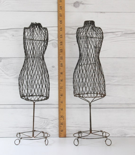 Attractive French Wire Mannequins Pattern - Everything You Need to ...