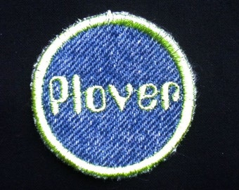 Plover  Patch / Merit Badge
