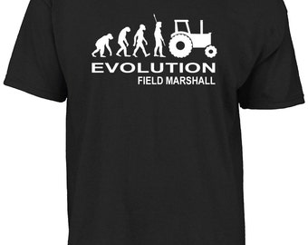 Evolution Field Marshall t-shirt
