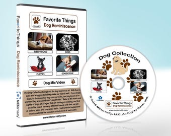 Reminiscence Therapy - Dogs DVD