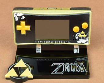 Legend of Zelda Special Edition Gameboy Micro Display Stand