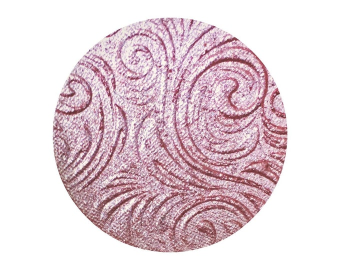 POETIC PINK - Pressed Highlighter - shiny pink