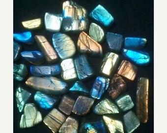 80% OFF SALE 10 Pieces Labradorite Nugged
