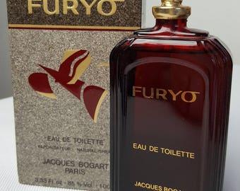 FURYO By Bogart Eau De Toilette for men 100ml rare discontinued