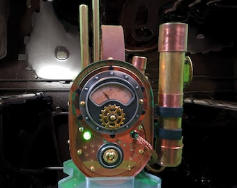 Steampunk Ansible Communicator