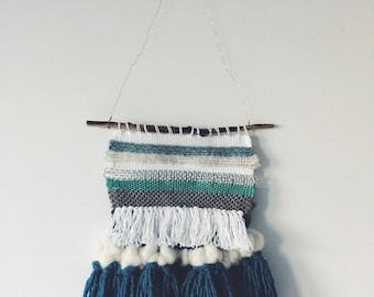 New Forest Woven Wall Hanging