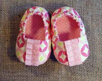 Natte Baby Shoes - PDF Pattern - Newborn to 18 months.
