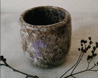 Handmade Ceramic Cup / Vessel