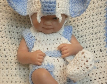 14 inch doll clothes,9 inch doll clothes, Elephant doll set, Boy Doll clothes,14 inch doll sets.9 inch doll sets,outfits
