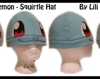 Pokemon Hat - Squirtle