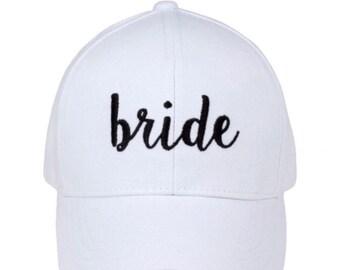 CC Bride & Bride Tribe baseball caps