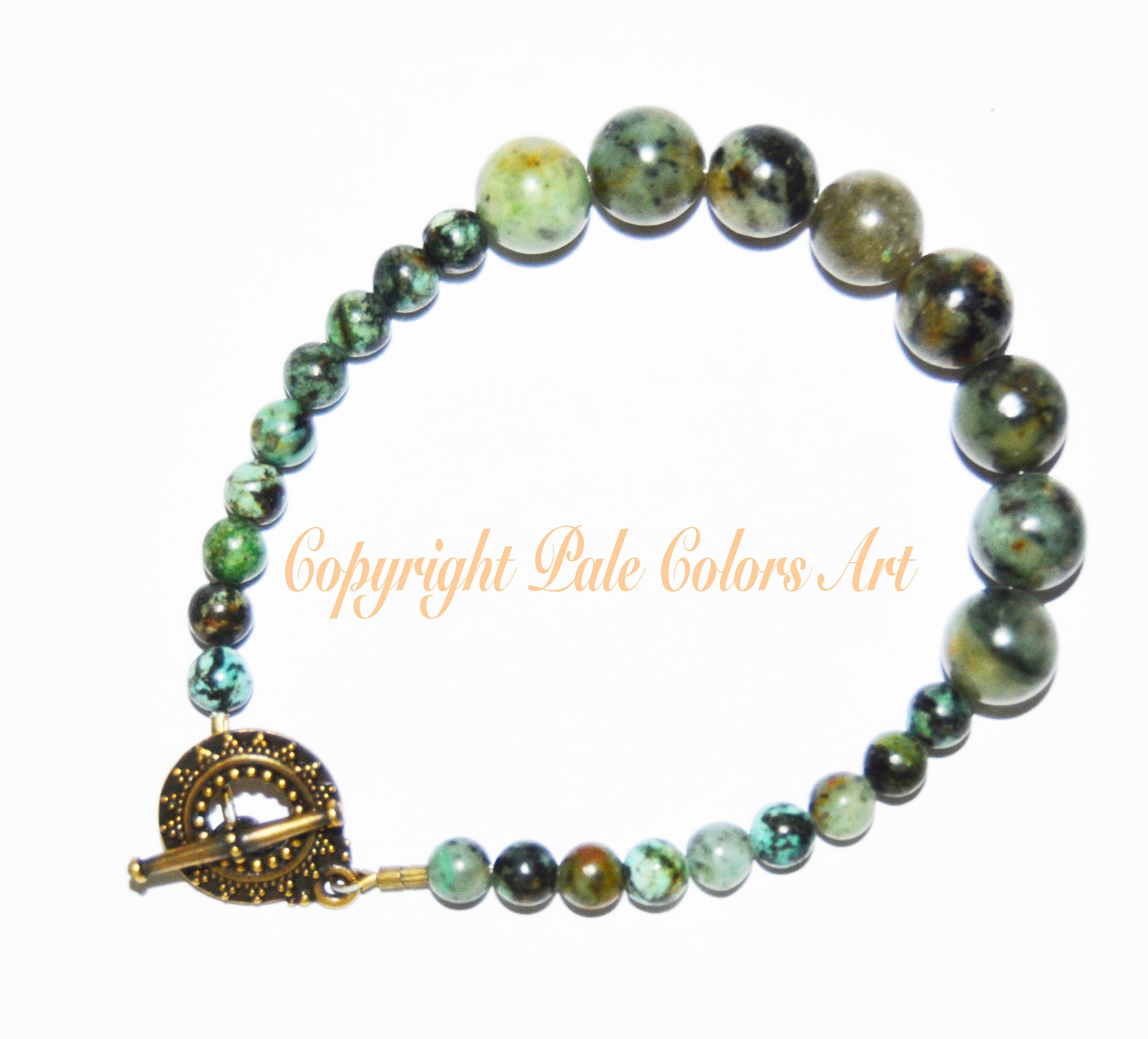 il description chrysocolla bracelet yoga listing with elephant stone euwy charm fullxfull green