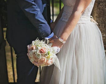5 Bridesmaid Bracelet  Vintage Jewelryspoon silver Spoon Bracelet, Silverware Bracelet, Wedding   bracelet, Spoon Jewelry,