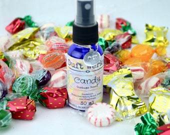 Candy Cosplay Accessory, Cosplay Costume Fragrance, LARP Costume Scent, Theater Costume, 30 ml, Fragrance Spray Bottle, Duft Werks