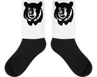 Socks, Top Notch Grizzly, Stocking Stuffers