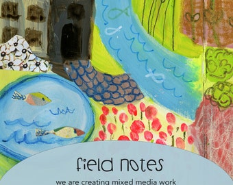 RETIREMENT SALE Field Notes online class - by Mindy Lacefield