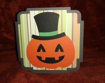 Halloween Greeting Cards - Jack-o'-lanterns