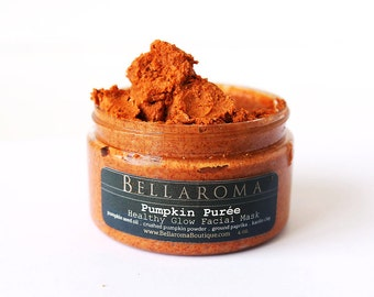 Pumpkin Purée Healthy Glow FACIAL MASK- Exclusively Handmade For Rachael Ray