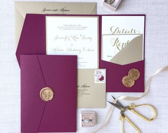 Winery invitations Etsy