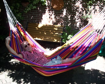Hammock Made of woven cloth
