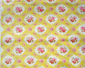 Kayla yellow Dance With Me Jennifer Paganelli Fat Quarter or more